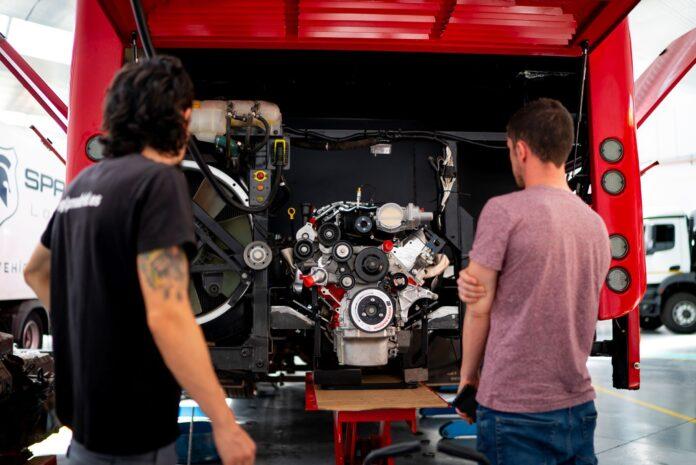 Foto de Motor BeGas AVG