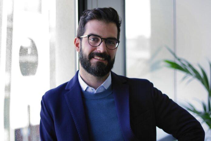 Foto de Juan Zamora, CEO y co-fundador de Signaturit